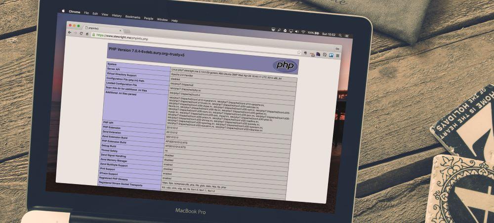 Upgrade to PHP 7 on Ubuntu
