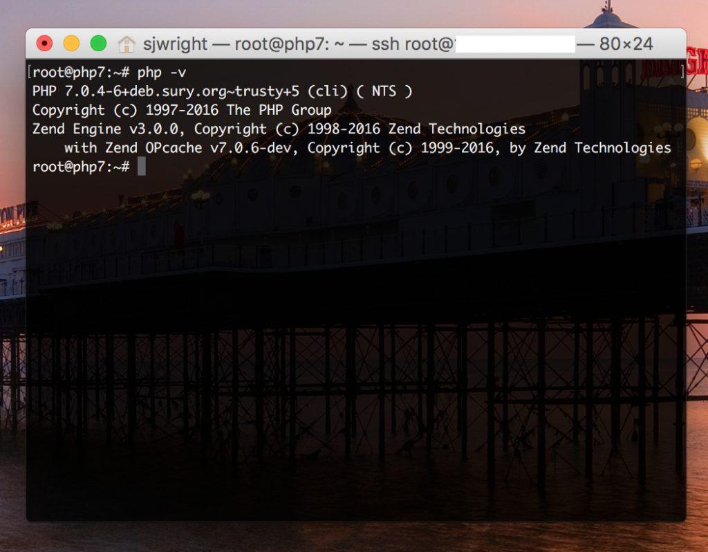 Upgrade to PHP 7.0 on Ubuntu