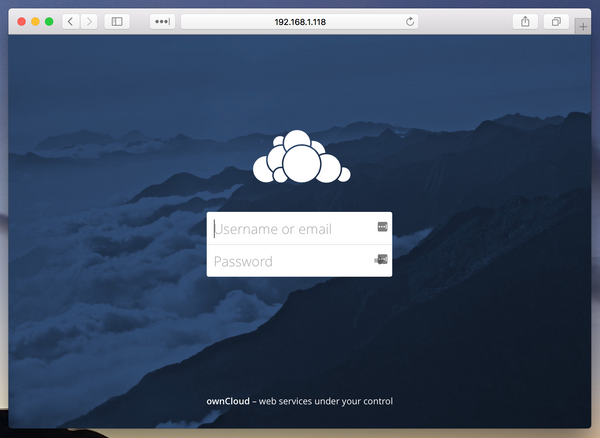 Create your own Cloud server on Raspberry Pi with OwnCloud